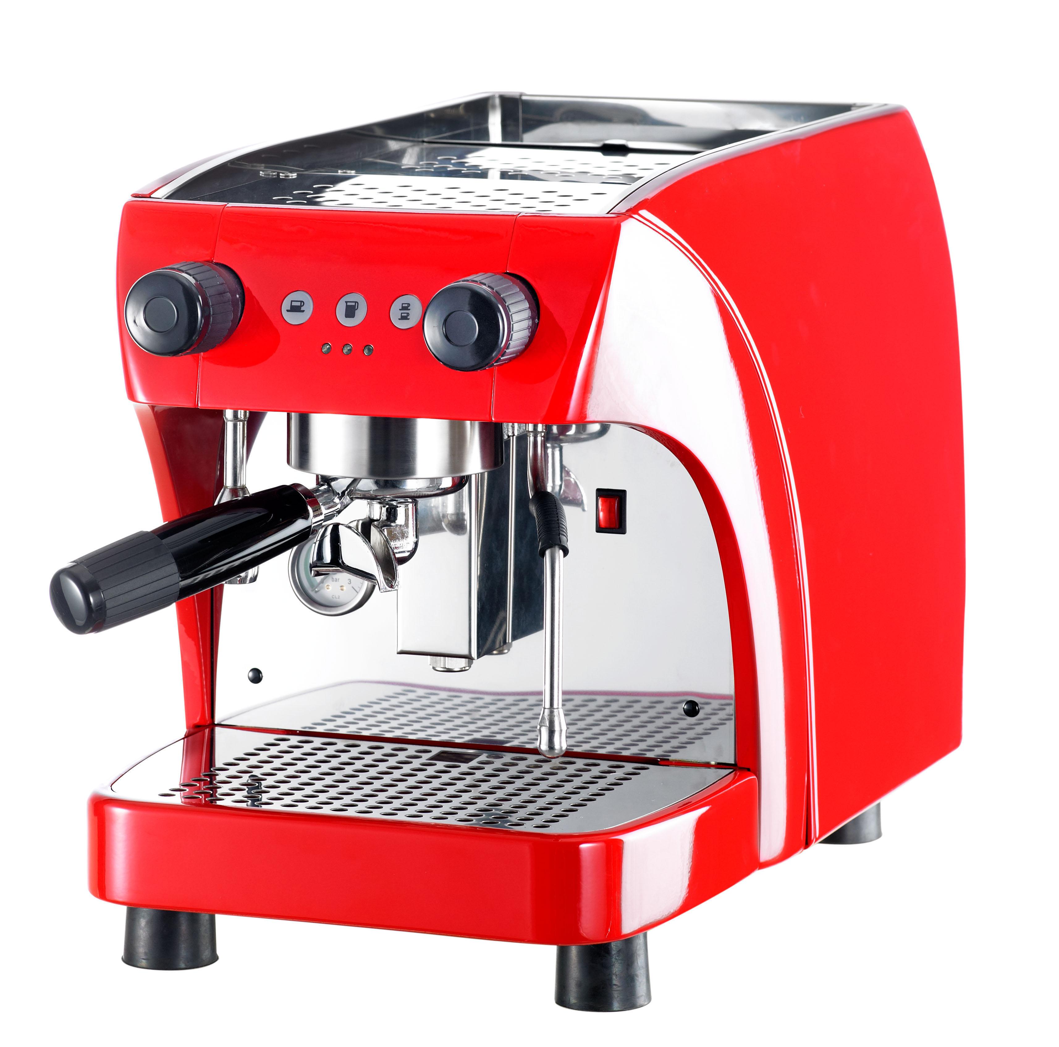 ruby pro espresso machine